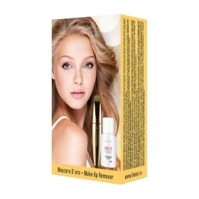 Набор Limoni Gift Set Mascara D'oro + Make-Up Remover