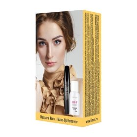 Набор Limoni Gift Set Mascara Nero + Make-Up Remover