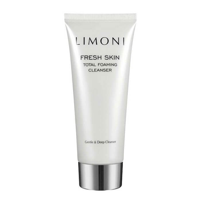 Очищающая пенка Limoni Fresh Skin Total Foaming Cleanser