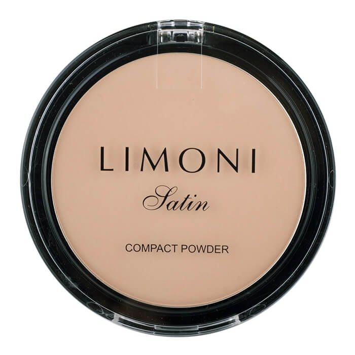 Пудра для лица Limoni Satin Powder