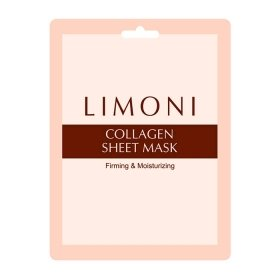 Тканевая маска Limoni Collagen Sheet Mask