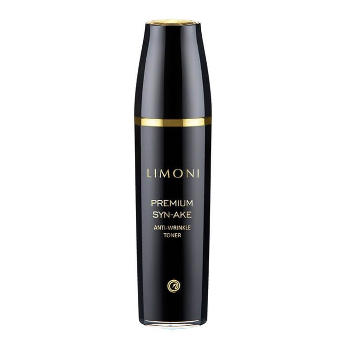 Тонер для лица Limoni Premium Syn-Ake Anti-Wrinkle Toner