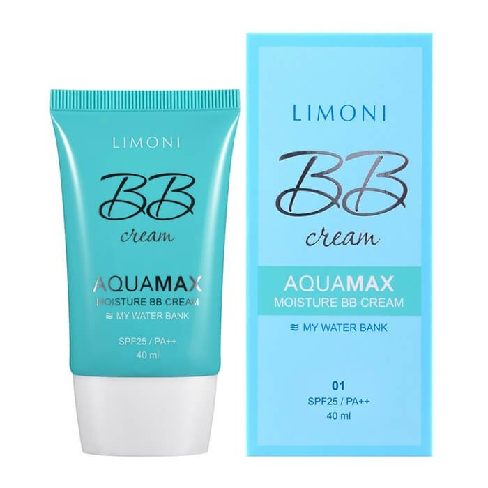ВВ крем Limoni Aquamax Moisture BB Cream