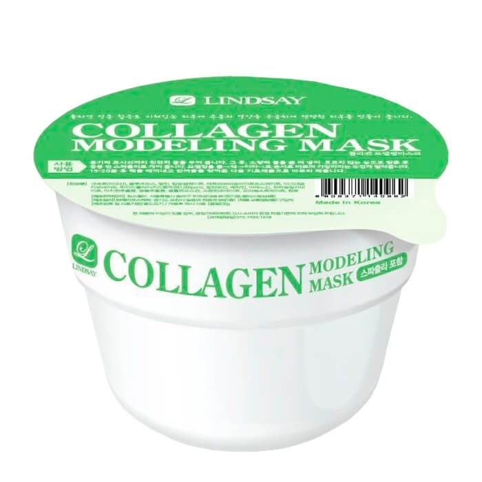 Альгинатная маска Lindsay Collagen Modeling Mask Cup Pack