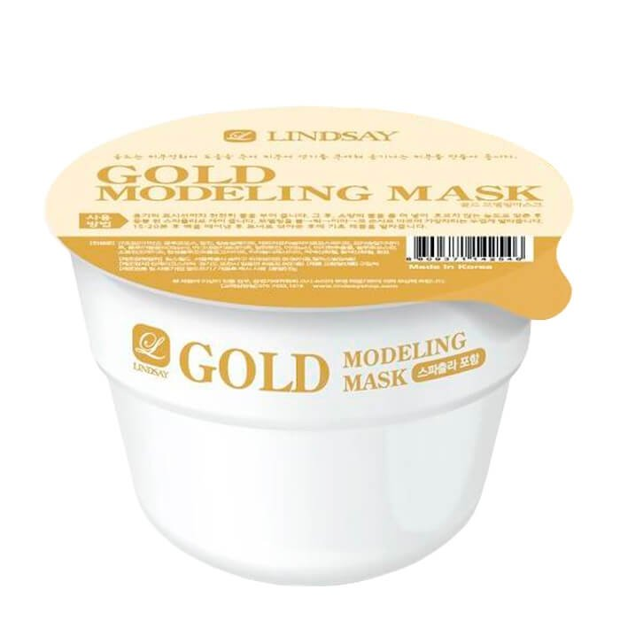 Альгинатная маска Lindsay Gold Modeling Mask Cup Pack