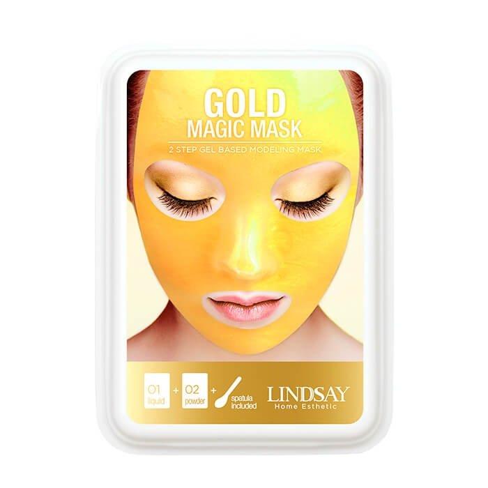 Альгинатная маска Lindsay Luxury Gold Magic Mask