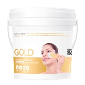 Альгинатная маска Lindsay Premium Gold Modeling Mask