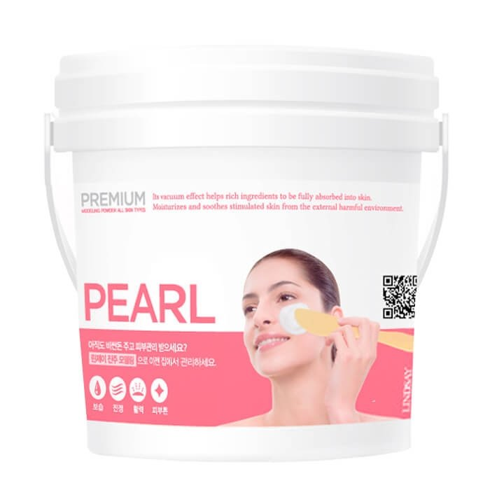 Альгинатная маска Lindsay Premium Pearl Modeling Mask