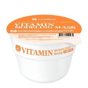 Альгинатная маска Lindsay Vitamin Modeling Mask Cup Pack