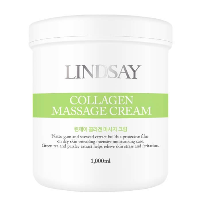Крем для тела Lindsay Collagen Massage Cream