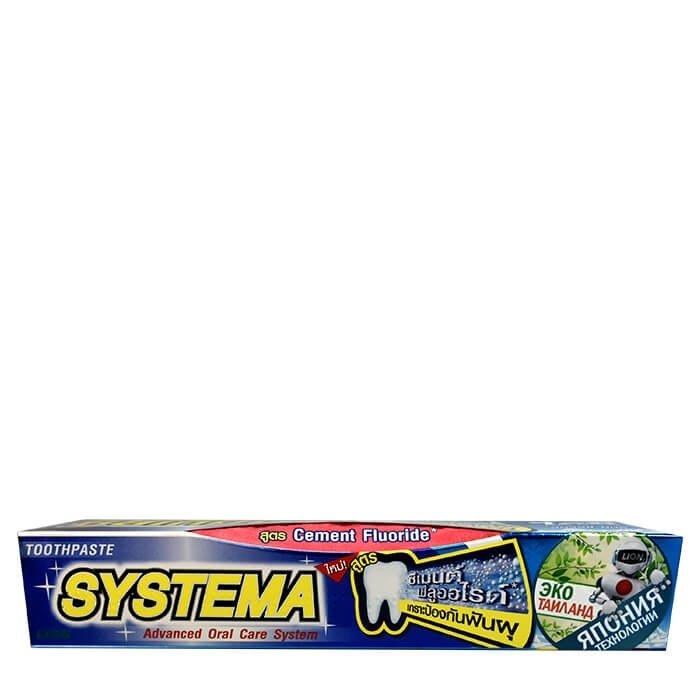Зубная паста Lion Thailand Systema Icy Mint
