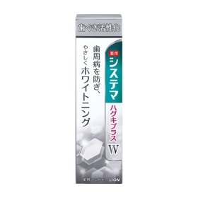 Зубная паста Lion Dentor Systema Gums Plus White