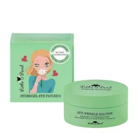 Патчи для век Little Devil Anti-Wrinkle Solution Hydrogel Eye Patches with Sea Kelp Extract & Flower Complex