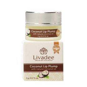 Бальзам для губ Livadee Coconut Lip Plump