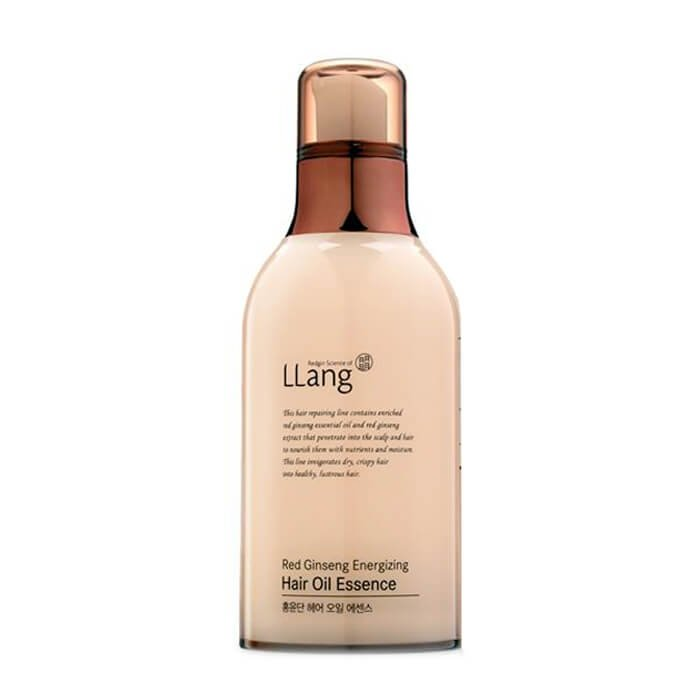 Эссенция для волос Llang Red Ginseng Energizing Hair Oil Essence