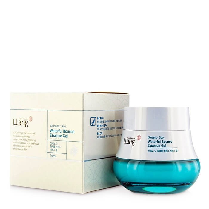 Гель для лица Llang Ginseno:Soo Waterful Bounce Essence Gel