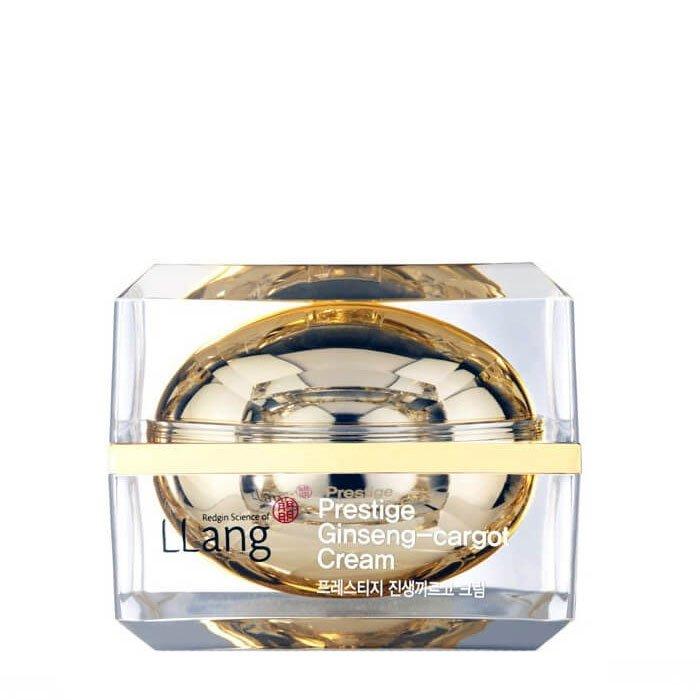 Крем для лица Llang Prestige Ginseng-Cargot Cream