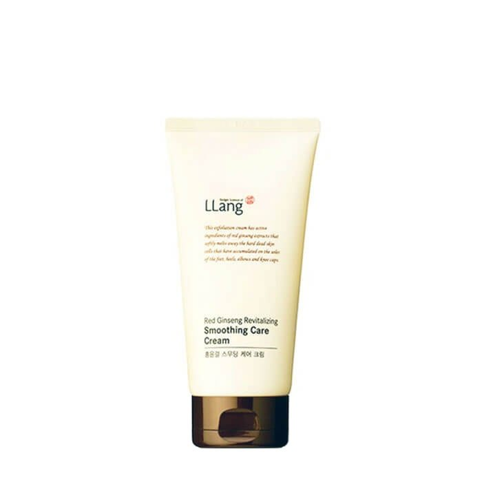 Крем для тела Llang Red Ginseng Revitalizing Smoothing Care Cream