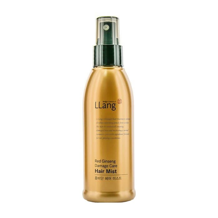 Мист для волос Llang Red Ginseng Damage Care Hair Mist