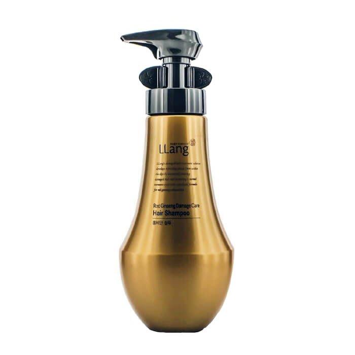 Шампунь для волос Llang Red Ginseng Damage Care Shampoo