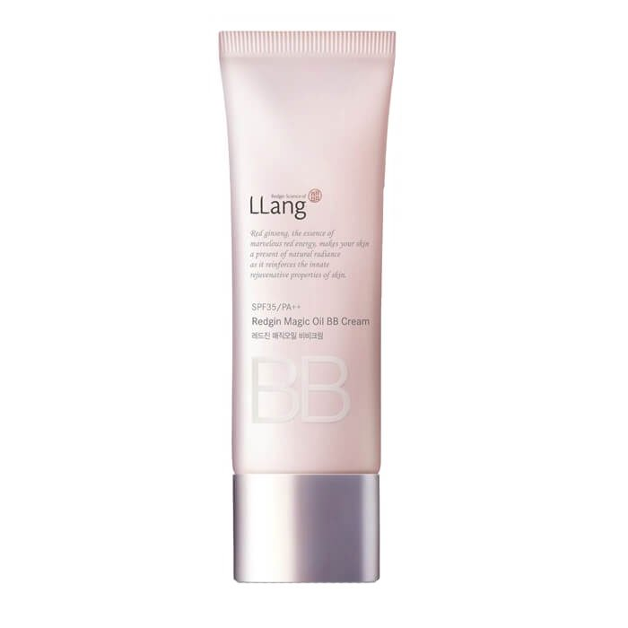 ВВ крем Llang Redgin Magic Oil BB Cream