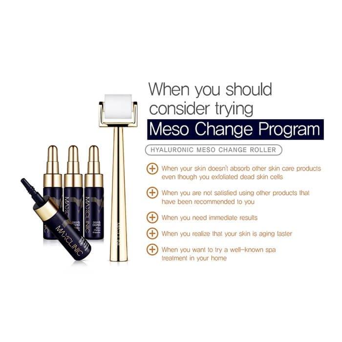 Набор мезотерапии Maxclinic Meso Change Program x4