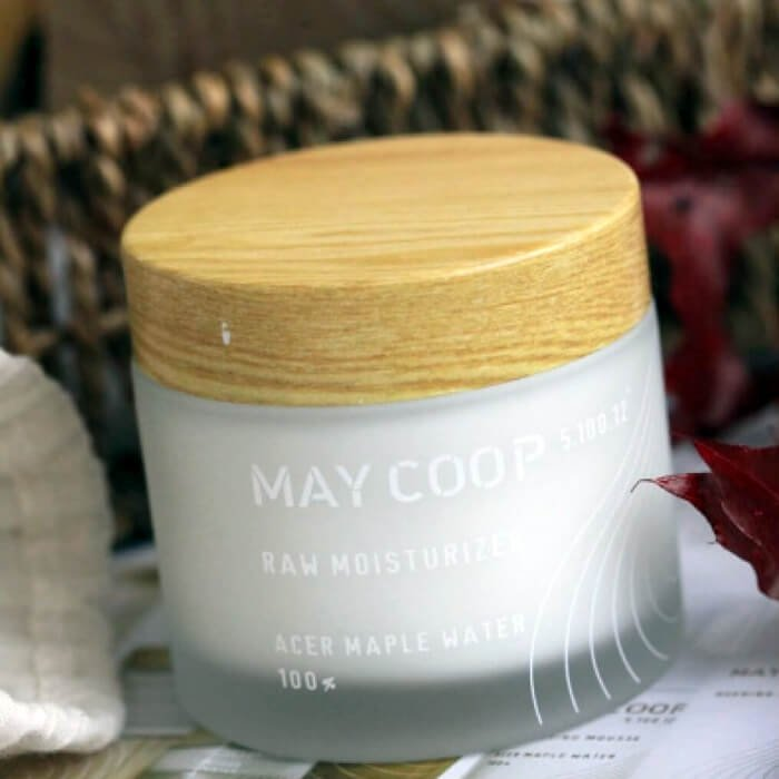 Крем для лица May Coop Raw Moisturizer