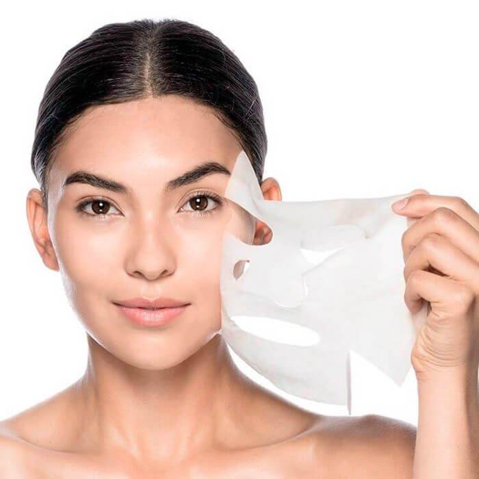 Набор тканевых масок May Coop Raw Sheet Mask