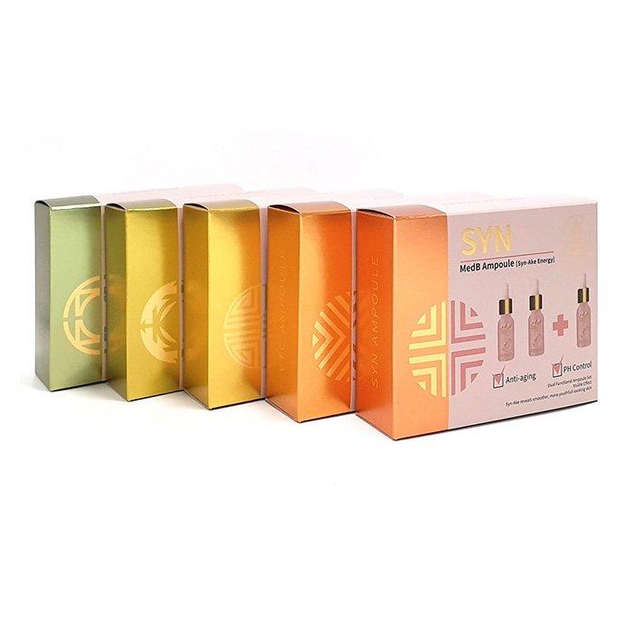 Набор ампульных сывороток для лица Med:B Ampoule Syn-Ake Energy