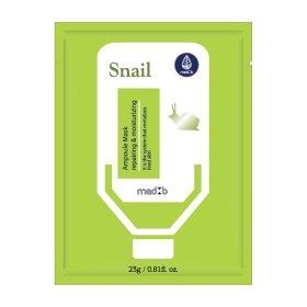 Тканевая маска Med:B Snail Ampoule Active Mask