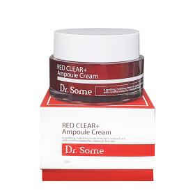 Крем для лица Med:B Dr.Some Red Clear+ Ampoule Cream