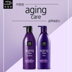 Кондиционер для волос Mise-en-scène Aging Care Rinse