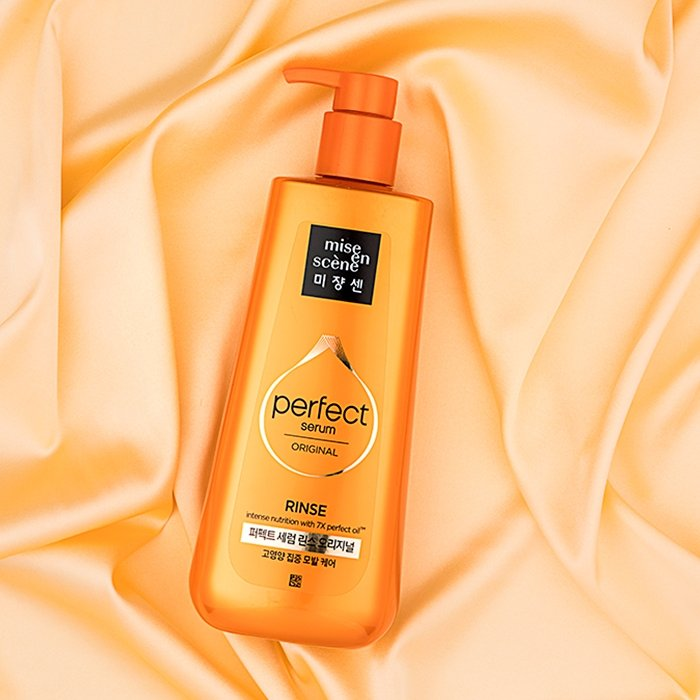 Кондиционер для волос Mise-en-scène Perfect Serum Rinse