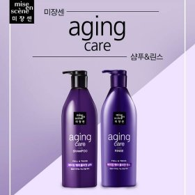 Шампунь для волос Mise-en-scène Aging Care Shampoo