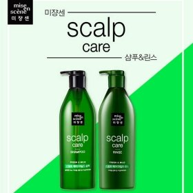 Шампунь для волос Mise-en-scène Scalp Care Shampoo