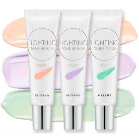База под макияж Missha Lighting Tone Up Base