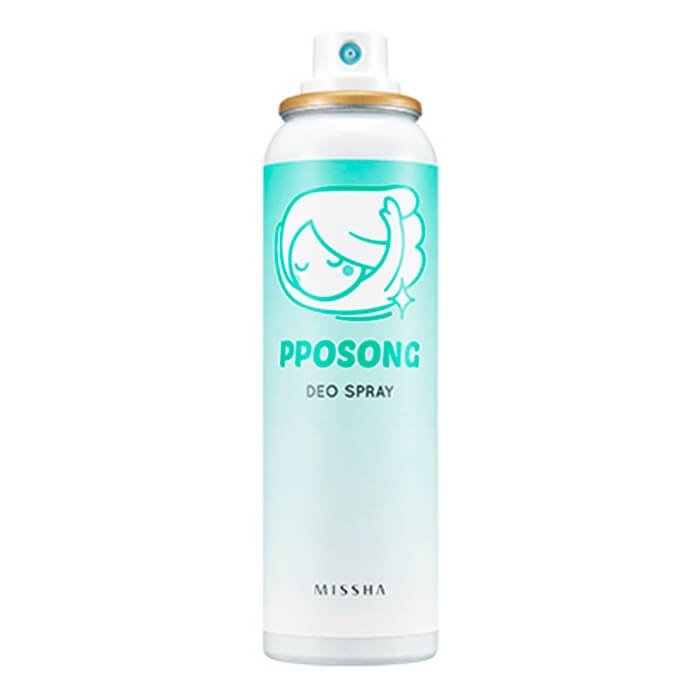 Дезодорант спрей Missha Pposong Deo Spray