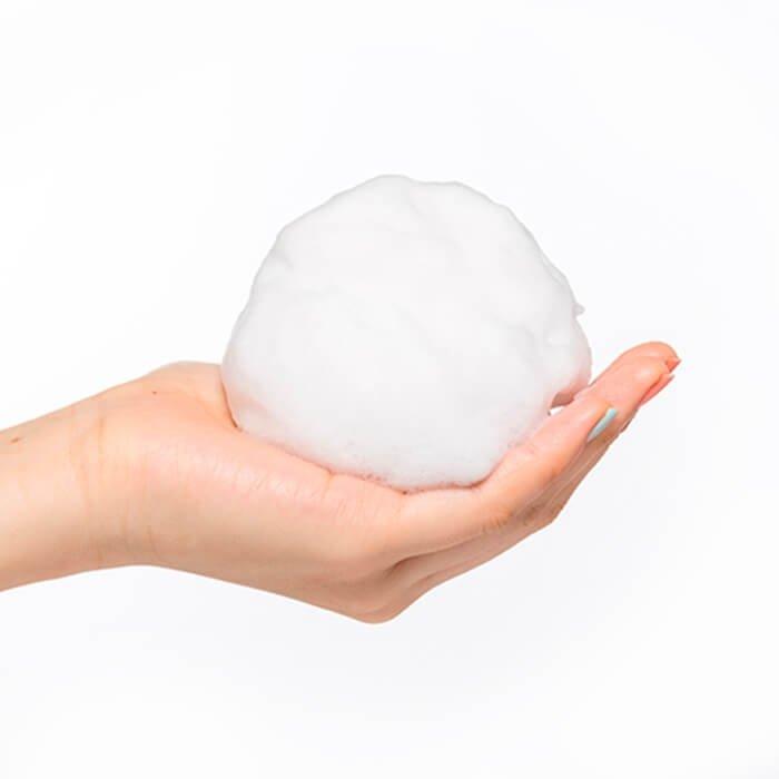 Гель для душа Missha Foaming Cushion Body Wash - Cotton White