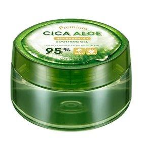 Гель с алоэ и центеллой азиатской Missha Premium Cica Aloe Soothing Gel