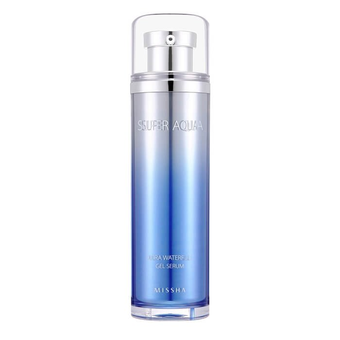 Гель-сыворотка для лица Missha Super Aqua Ultra Waterfull Gel Serum