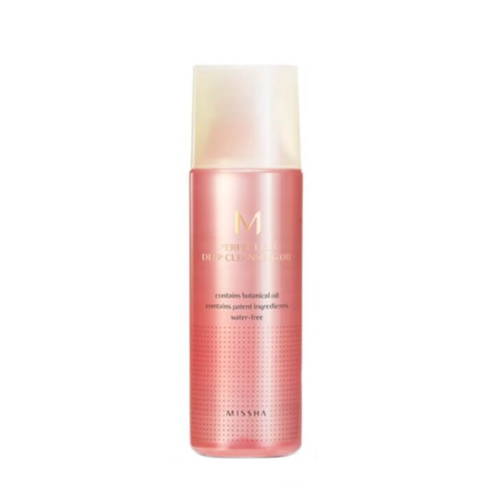 Гидрофильное масло Missha M Perfect B.B Deep Cleansing Oil (mini)