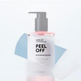 Гидрофильное масло Missha Super Off Cleansing Oil - Peel Off