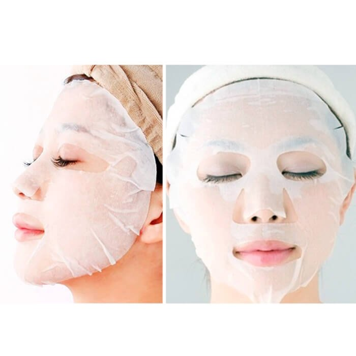 Гидрогелевая маска Missha Prime Collagen Caviar Hydro-gel Mask