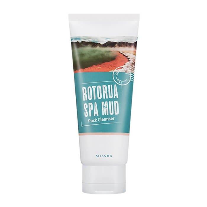 Грязевая маска Missha Rotorua Spa Mud Pack Cleanser