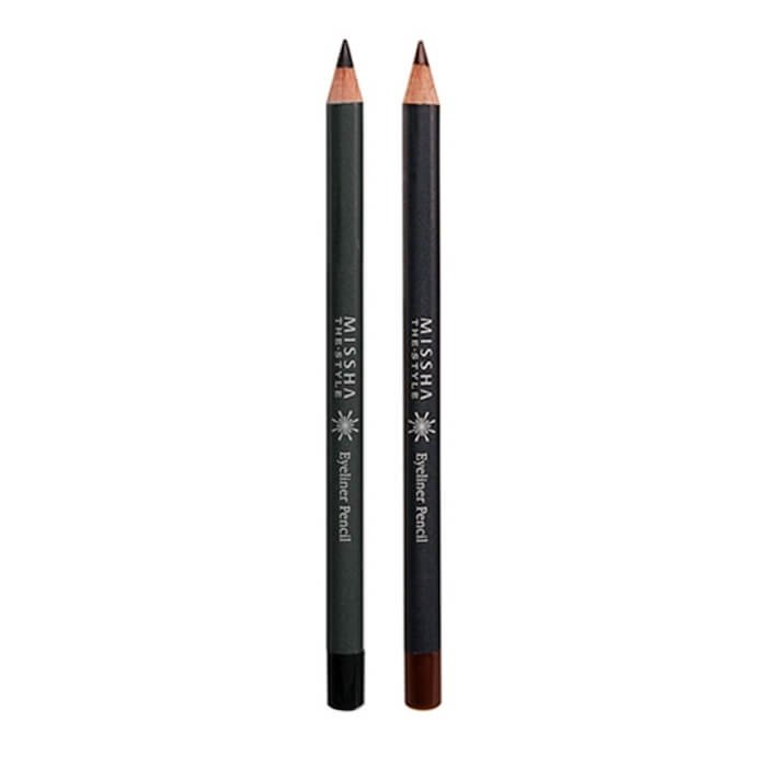 Карандаш для глаз Missha The Style Eyeliner Pencil