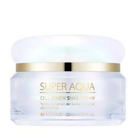 Крем для лица Missha Super Aqua Cell Renew Snail Cream