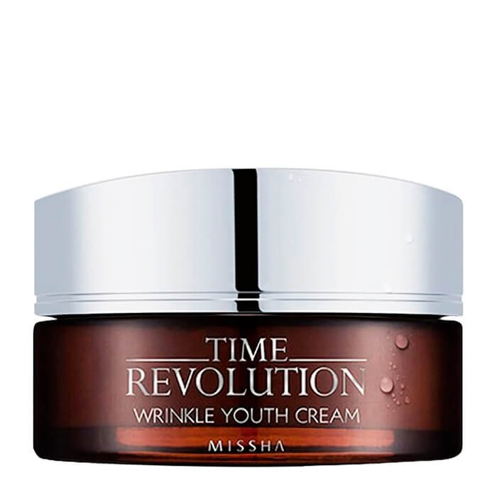 Крем для лица Missha Time Revolution Wrinkle Youth Cream