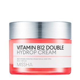 Крем для лица Missha Vitamin B12 Double Hydrop Cream