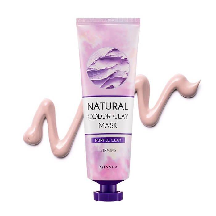 Маска для лица Missha Natural Color Clay Mask - Firming