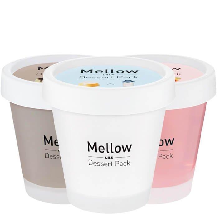 Маска-пудинг для лица Missha Mellow Dessert Pack